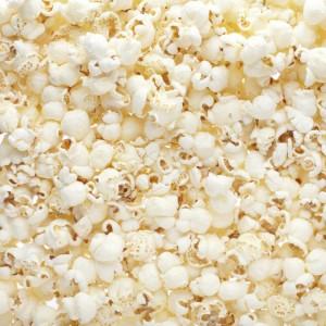 Popcorn. Yum!